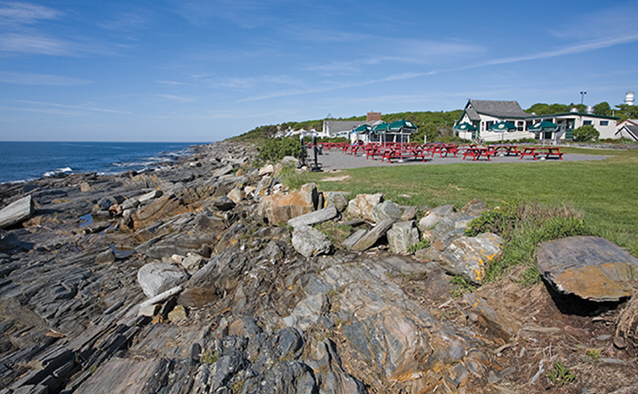 The Lobster Shack, Cape Elizabeth, Maine