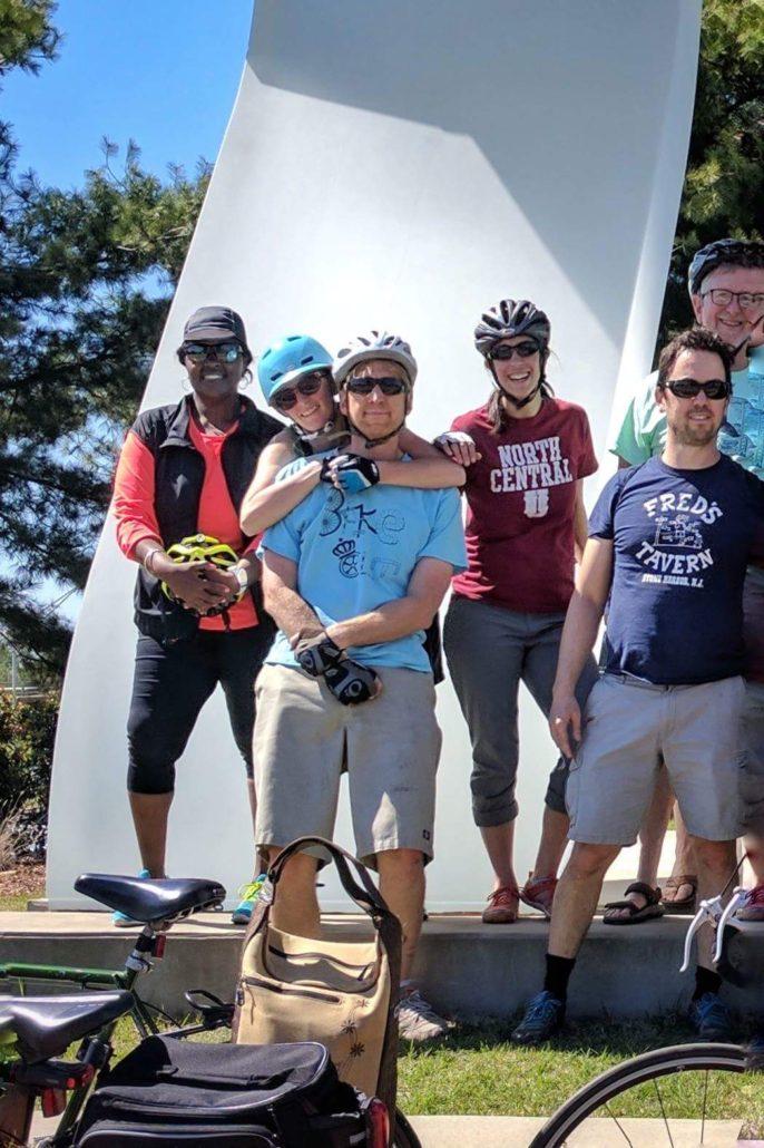 social bike rides