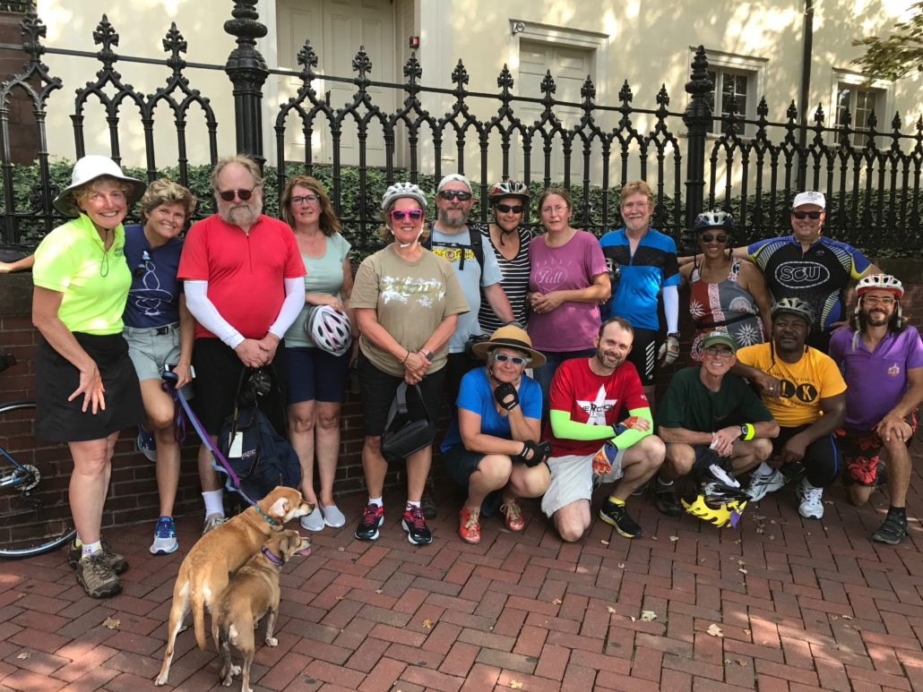 Introducing eastern Pennsylvania's newest savvy cyclists.