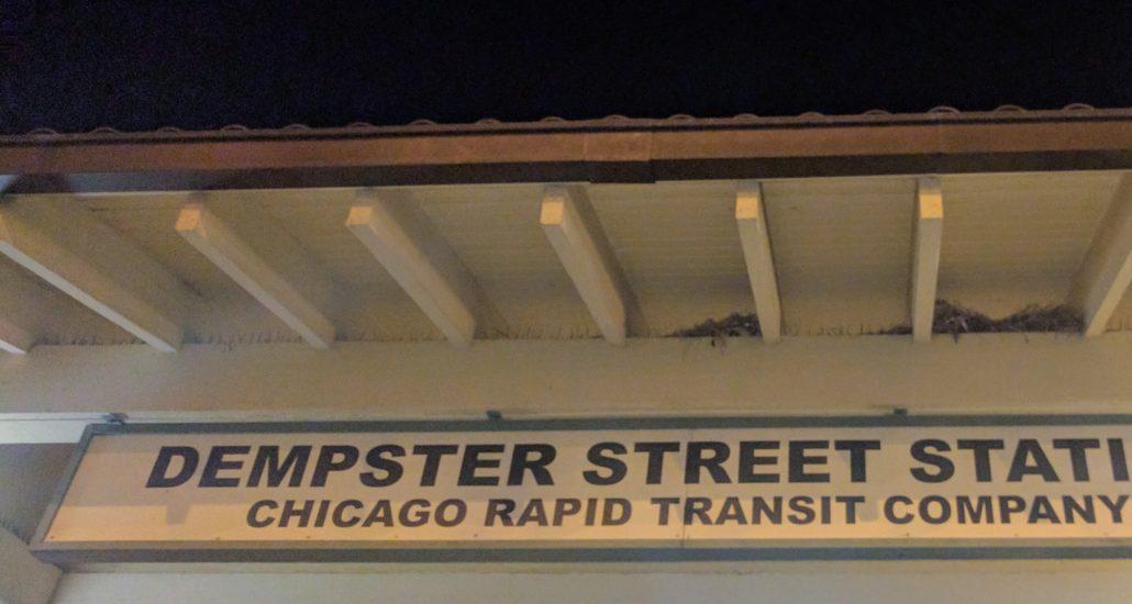 Dempster-Skokie El Stop