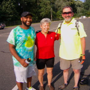small savvy cycling session allow instructors to focus on students