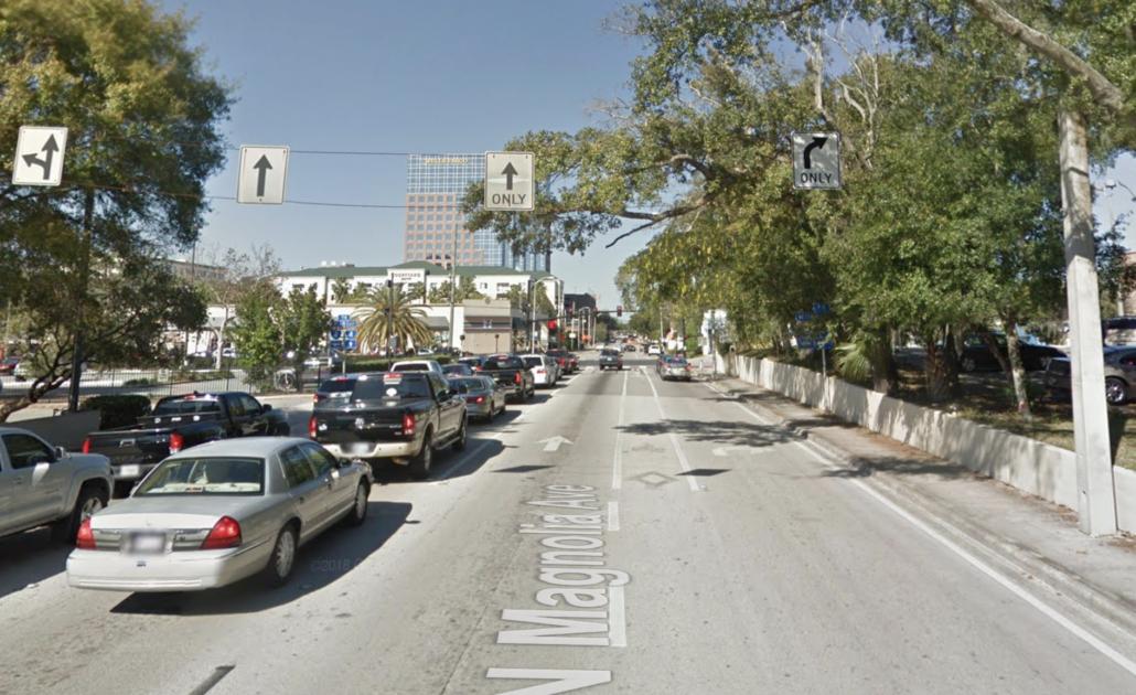 magnolia streetview orlando