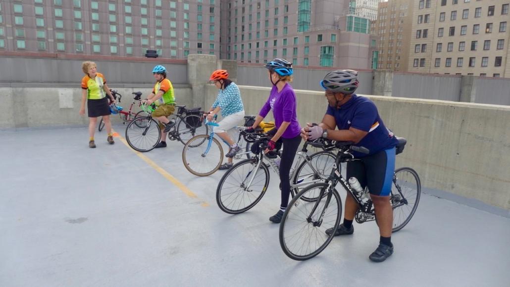 bike skills drills