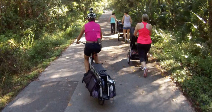 etiquette of passing on shared-use paths