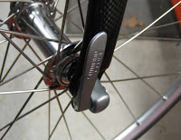 Bicycle quick release must be correctly tightened for the bicycle to be safe to ride.