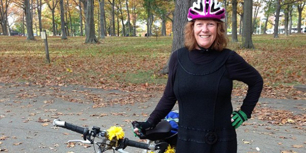 A Second Chance for Biking