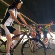 A CyclingSavvy Train Your Bike session