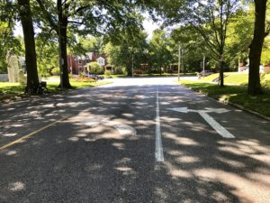Magnolia Avenue at Kingshighway in St. Louis