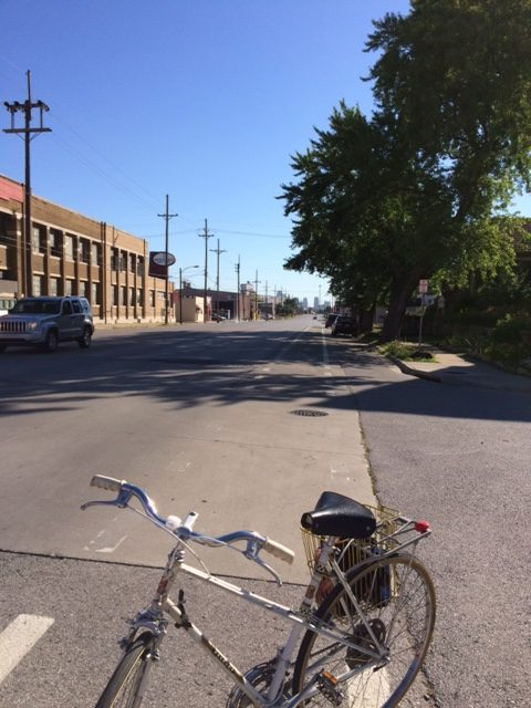 bicycle driving, kansas city