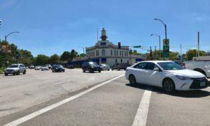 BMO Harris Bank on the corner of Kingshighway & Southwest In St. Louis.