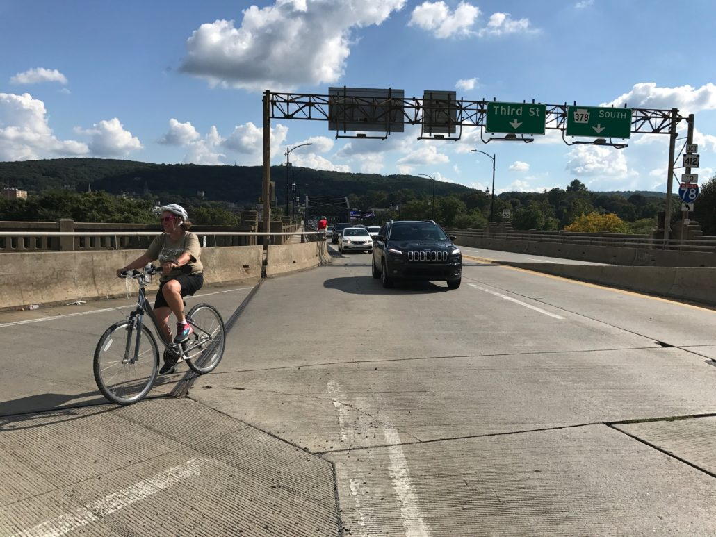 By the end of a CyclingSavvy road tour, our participants are riding in places they never believed they'd ride.