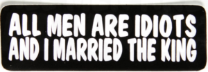 Humorous Bumper Sticker