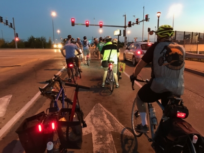 savvy cyclists