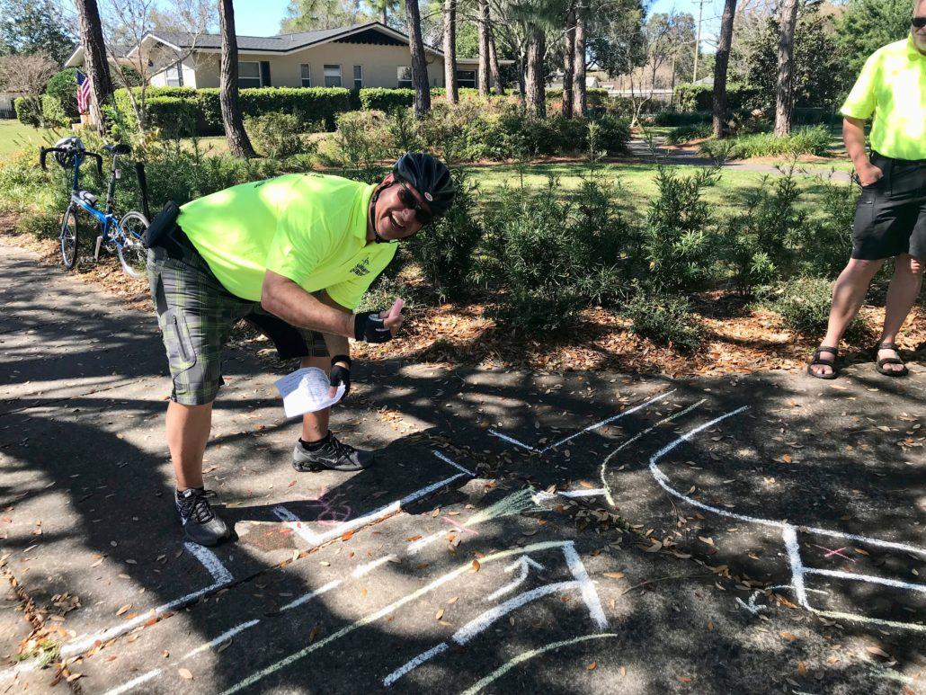 "CSI Jeff Viscount with an excellent ""chalk talk"" in Orlando"