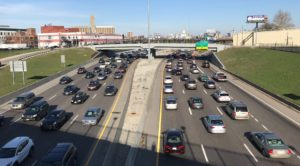 cyclists delaying traffic is a myth