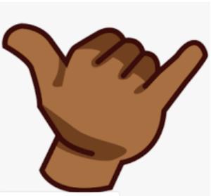 shaka emoji