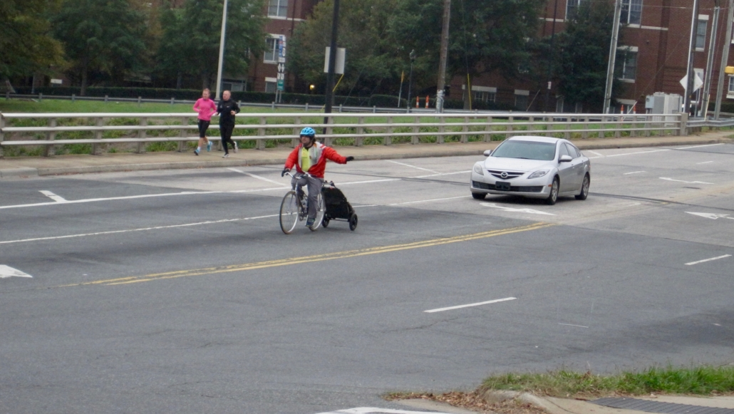 savvy cyclist charlotte