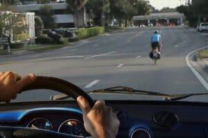 image-motorist view of lane control
