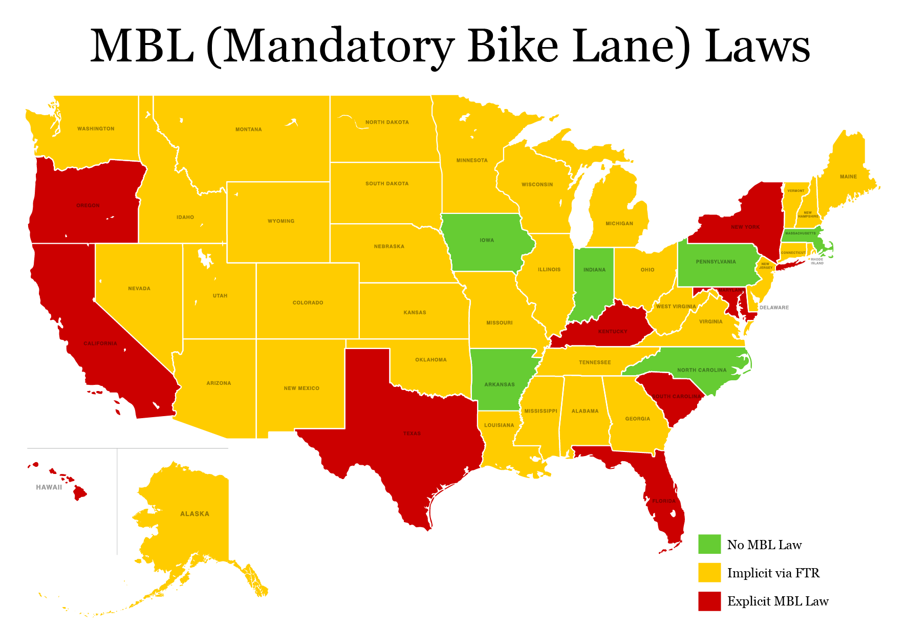 states with MBL laws