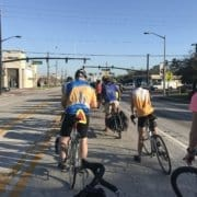cycling savvy tour of Gainesville