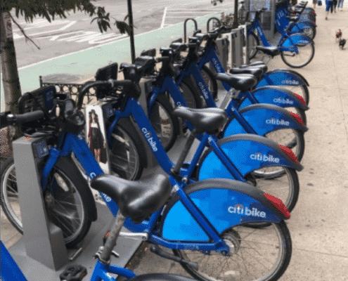 savvy cycling new york city