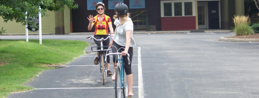 Cycling Savvy class photo
