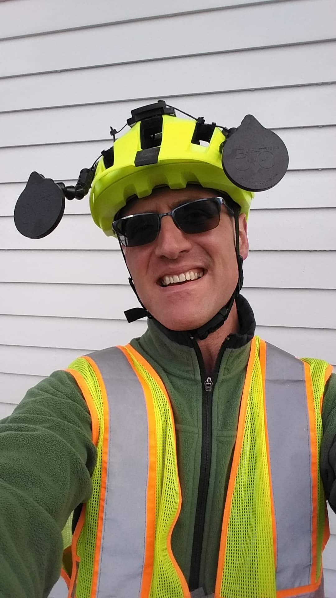 My Helmet Mirror Manifesto Cyclingsavvy