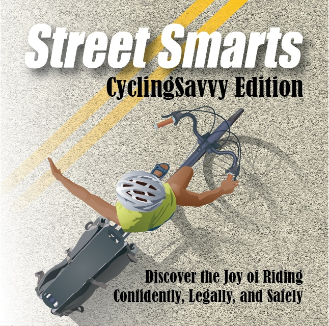 Bicycling Street Smarts cover art