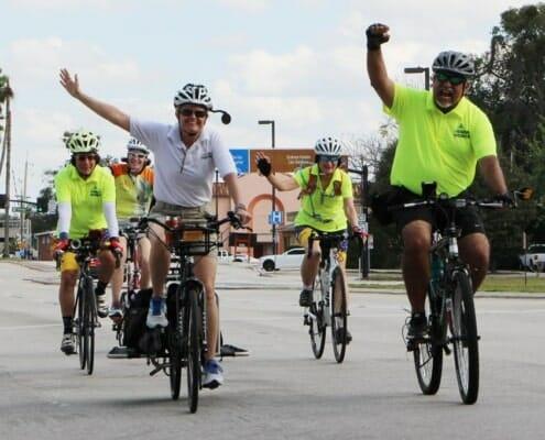 Happy cyclingSavvy group