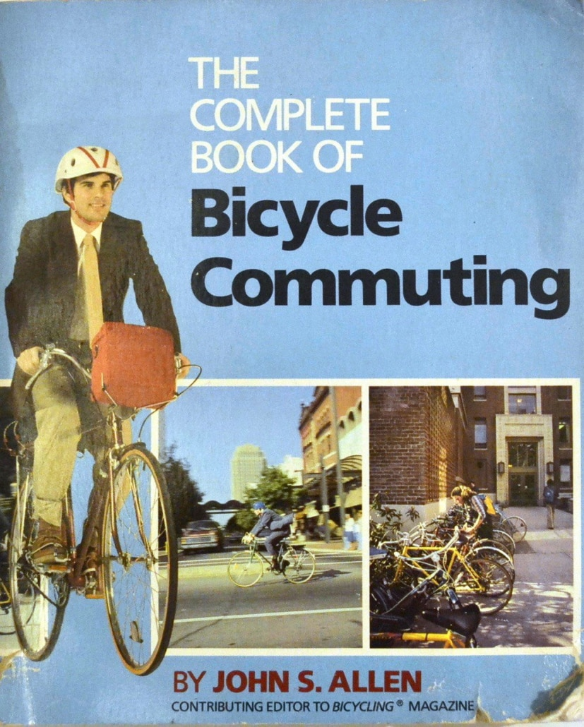 cover of The Complete Book of Bicycle Commuting