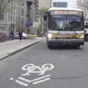 Correct lane position